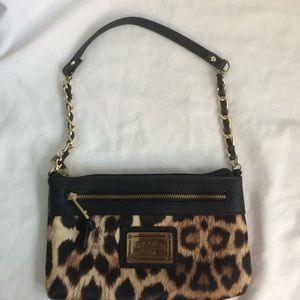 Nicole Miller small clutch purse